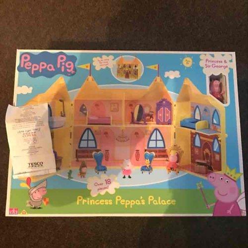 props pig princess palace was 49.99 £12.48 instore @ Tesco