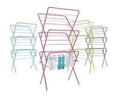 ColourMatch 15m 3 Tier Indoor Clothes Airer - Funky Fuchsia £8.99 @ Argos (Free C&C)