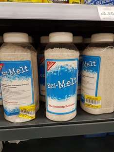 Ezi-melt 2kg reduced 75p instore @ Tesco Edmonton