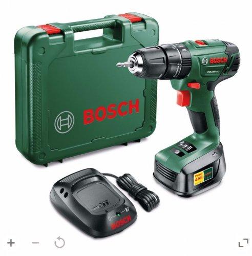 Bosch 18V PSB 1800 LI-2 Combination Drill £36.00 using code stack @ B&Q
