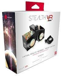 Stealth Pocket VR - £3.99 @ Argos (Free C&C) - Perfect for youngsters / new to VR.