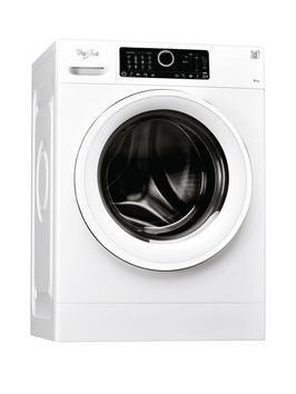 Whirlpool Supreme Care FSCR90410 9kg Load, 1400 Spin Washing Machine - White £224.99 @ Very