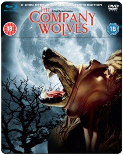 The Company of Wolves blu-ray Steelbook £4.99 @hmv (Free C&C)