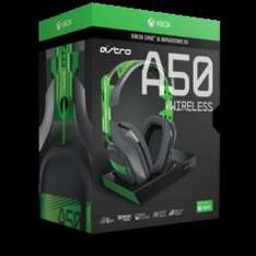Astro A50 Headset new gen - Xbox One and PS4 £199.99 @ Game