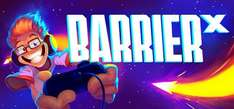 BARRIER X currently FREE on Steam (normally £1.99)