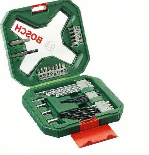 Bosch 34-Piece X-Line Classic Drill and Screwdriver Bit Set @ Amazon £10