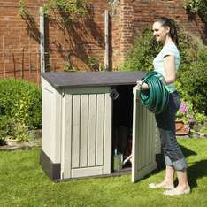 B&Q - Keter Store-it-Out Midi - £64.30 delivered with code stack
