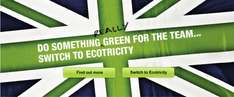 Ecotricity - FREE charging for electric cars and £50 J Lewis vouchers for signing up.