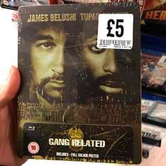 gang related steelbook blu ray £5.00 @ fopp - Manchester