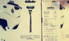 Gillette Rogue One Mach 3 Gift Set £5.99 at Savers
