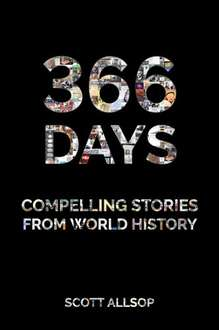 '366 Days' history trivia book. Kindle Edition now 99p (70% off!)