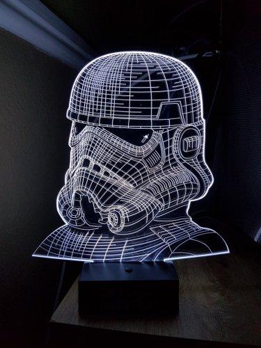 Stormtooper LED Light £4.50 Sainsburys In-Store