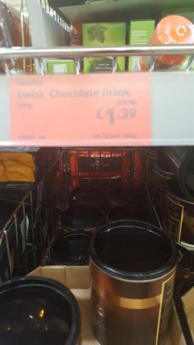 Twinings hot chocolate 350g instore @ aldi £1.39