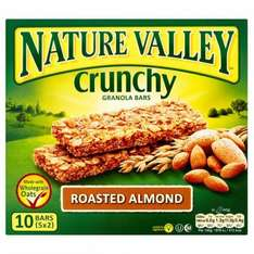 Nature Valley Granola bars all varieties £1.19 Waitrose