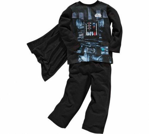 Darth Vader Novelty Pyjama Set 1/2 Price £3.99 WAS £7.99 ~ 2-8 Years Available ARGOS