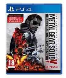 Metal gear solid V (PS4) the definitive experience £14.99 used/ Dynasty Warriors 8: XL Complete Edition (PS4) £11.99 used @ Grainger games