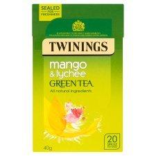 Twinings tea variety 20 bags down to £1 @ tesco
