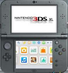 Nintendo 3ds xl Silver/Black £142.58 @ Amazon Prime (Dispatched in 1-3 months)
