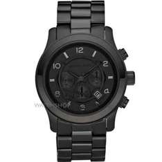 Michael kors Chrono watch £122.40 with code  @ Watchshop