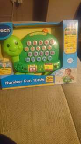 number fun turtle £4.25 @ Tesco  batley West Yorkshire