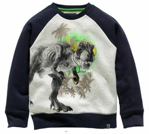 boys dinosaur sweater £3 at argos