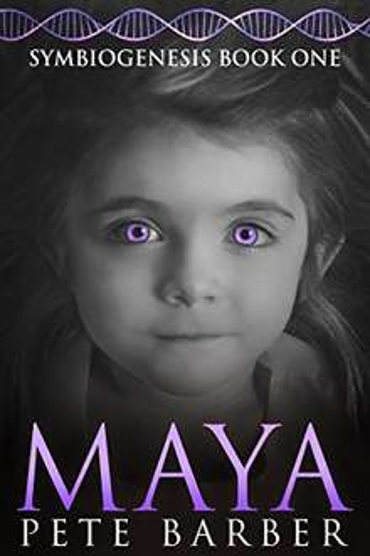 MAYA: Symbiogenesis Book One - Free Kindle book