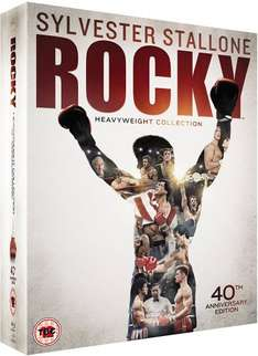 Rocky The Heavyweight Collection Blu-Ray (All 6 films + Creed sneak peek) £7 @ Tesco
