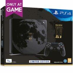 Final Fantasy XV 1TB PlayStation 4 Slim Console - £239.99 @ GAME