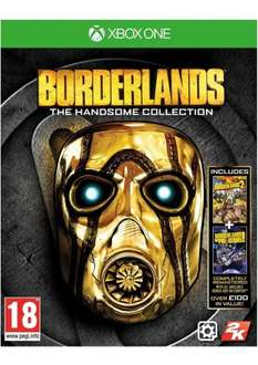 [Xbox One] Borderlands: The Handsome Collection - £13.85 - Simply Games