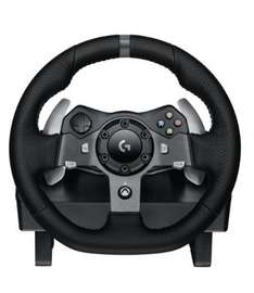 Logitech G920 Driving Force Racing Wheel for Xbox One and PC £149.99 AMAZON [orderable but oos]