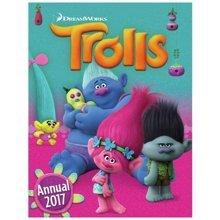 Trolls 2017 annual £1 @ Argos