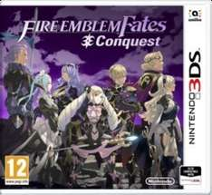 Fire Emblem Fates - Conquest/Birthright (3DS) - £23.75 Using Code @ GAME