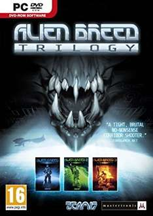 [Steam] Alien Breed: Trilogy - £1.35 (Plus FREE game) - GreenmanGaming