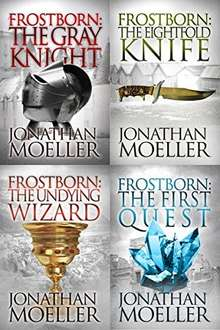 4 fantasy books for 99p -  Frostborn Omnibus One Kindle Edition 99p @ Amazon