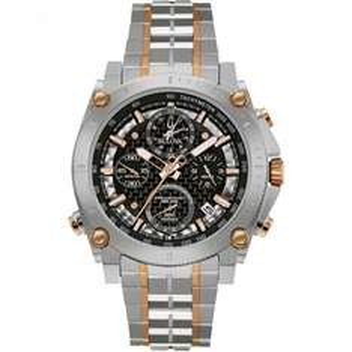 Bulova 98G256 Gent's Precisionist Chronograph Watch Amazon.de £247
