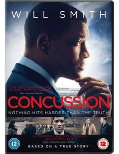 Concussion [DVD] £2.79 with free delivery using code SIGNUP10 @ zoom.co.uk