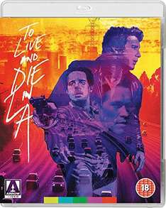 To Live And Die In L.A. Dual Format [Blu-ray] £10.49 lightning deal @ Amazon