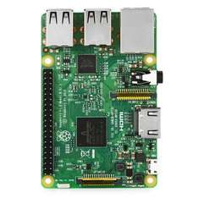 IY Raspberry Pi Model 3 B Motherboard  -  ENGLISH VERSION  GREEN £28.85 @ Gearbest