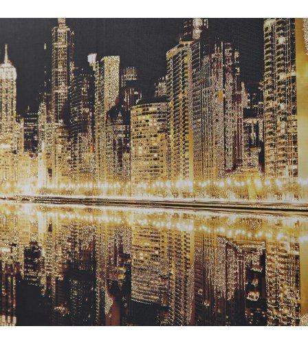 glitter cityscape canvas studio £13.99 + delivery @ Studio