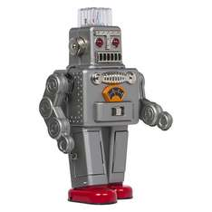 Spaceman cubic tin robot, with lights and breathing smoke £126 > £63 (delivered) John lewis
