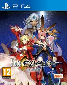 Fate Extella: The Umbral Star (PS4) £29.99 @ Grainger Games