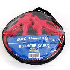 Jump Leads Top Tech Booster Cables 16mm - 300 Amp 3.0 mtr £6.29 after coupon @ Eurocarparts