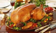 Last chance turkey @ Lidl - scanning at £7.49 (large, 6.7kg)
