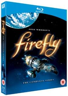 Firefly: The Complete Series Blu-ray down to £7.99 (Prime) £9.98 (Non Prime) @ Amazon