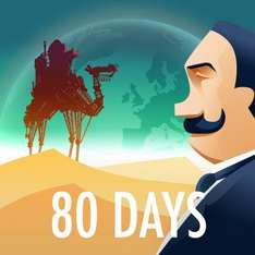 80 Days (PC Steam) £4.07 @ Greenman Gaming with code. 24 Hour deal, expires today!!!