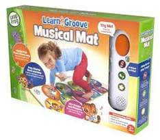LeapFrog Learn and Groove Musical Mat Was £29.99 NOW £13.49 @ Amazon - Dispatched from and sold by ToyMonster.