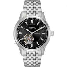 Watchshop Bulova Automatic Watch £99.00 (use Voucher Code WSSALE10 to reduce further to £89.10) from £299