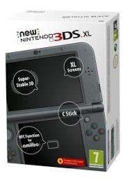 New Nintendo 3DS XL - Grainger Games - £179
