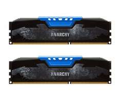 PNY Anarchy DDR3 16 GB 1600 MHz CL9 £60.33 @ Amazon