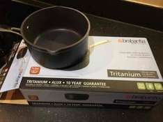 Brabantia induction compatible saucepan Home bargains - £6.99